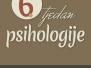 6. Tjedan psihologije